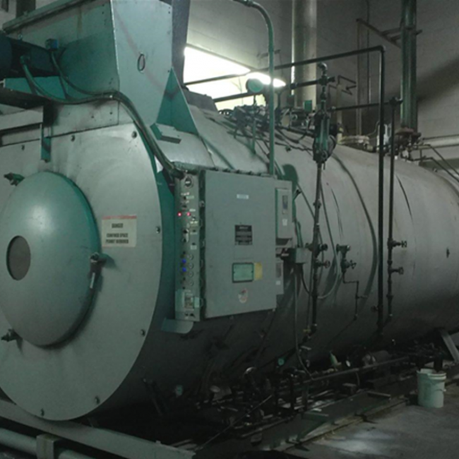 600 and 700 HP Steam Boilers
