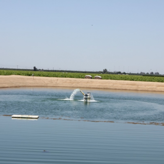 HydroFLOW Reduces Algae Growth
