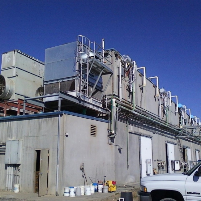 Food Processing Cooling Tower