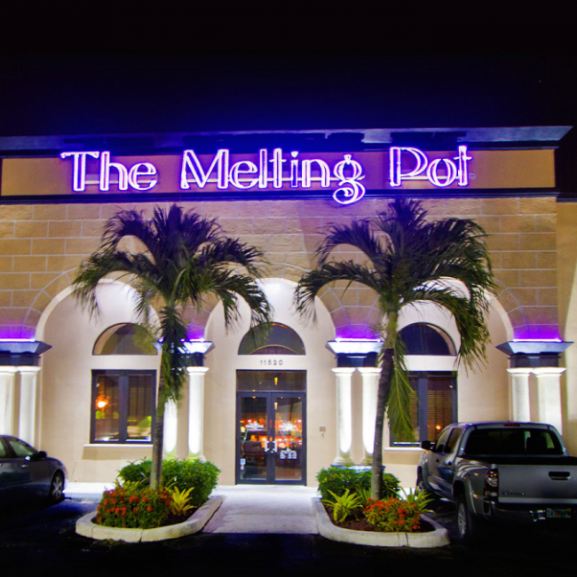 """The Melting Pot"" Restaurant"