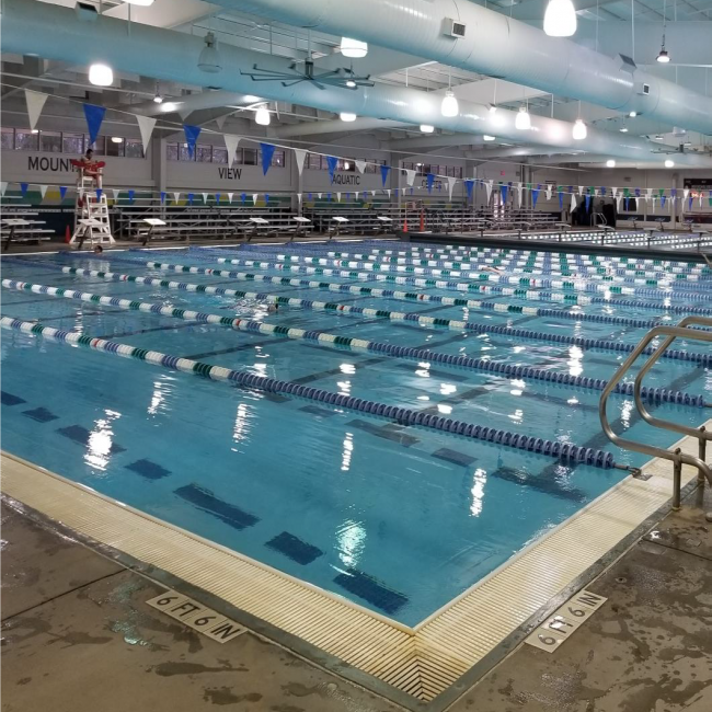 Aquatic Center, Alternative to UV Water Treatment