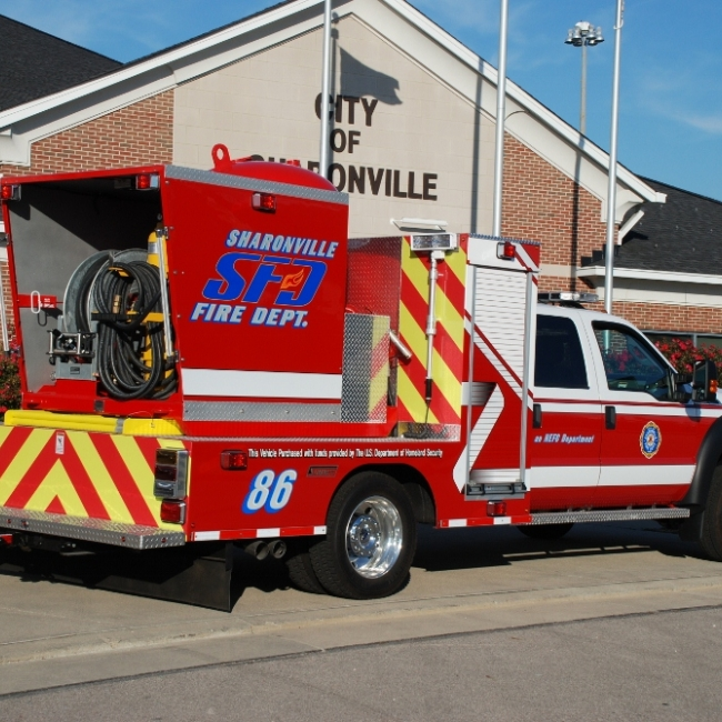 Sharonville Fire Department