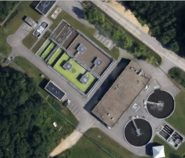 Somersworth, NH, Wastewater Treatment Plant