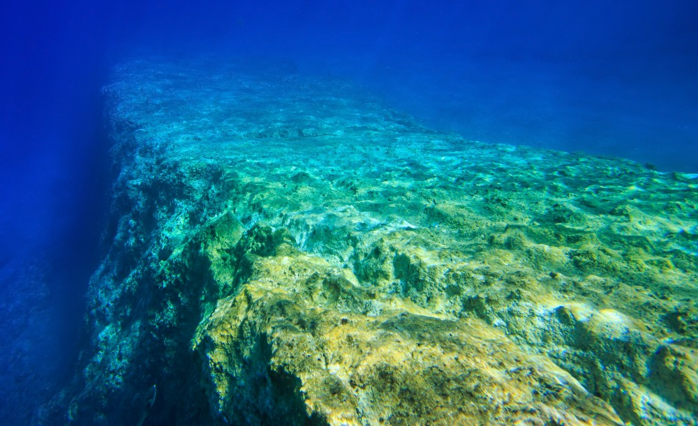 The main source of hard water: Limestone