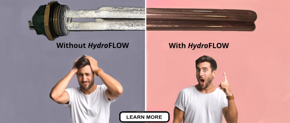 hard water issues